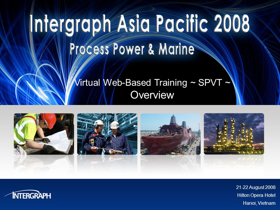 Virtual Web-Based Training ~ SPVT ~ Overview