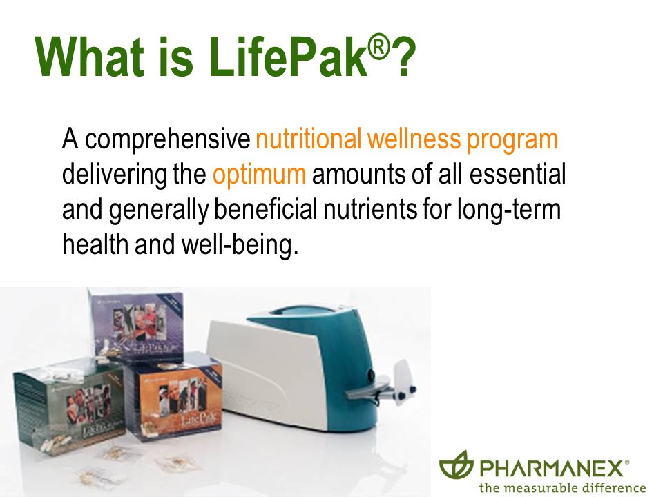 What is LifePak®