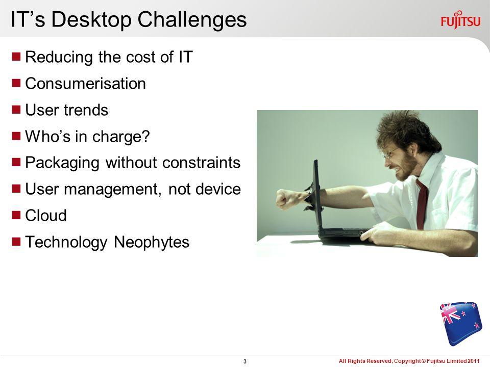 IT's Desktop Challenges