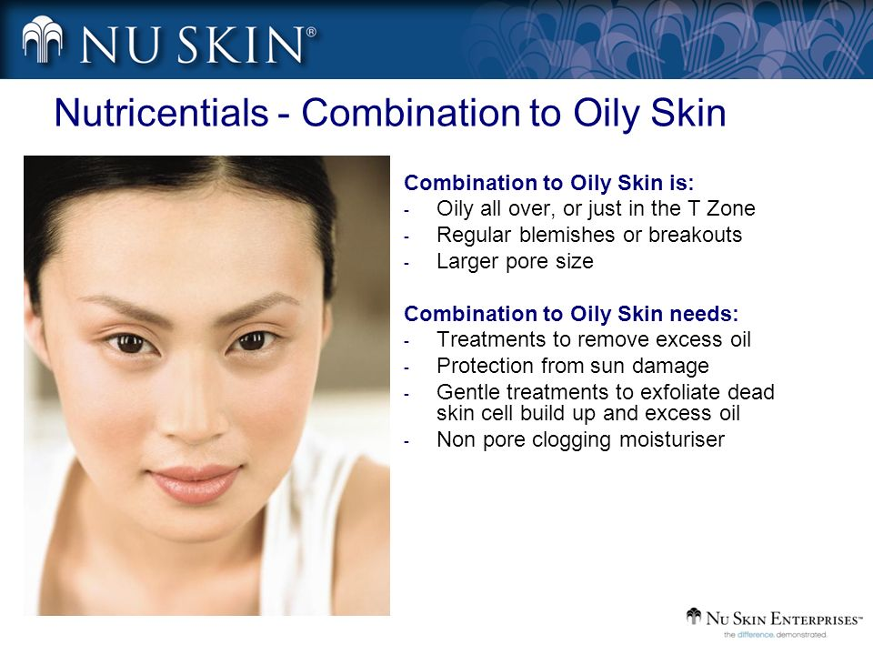 Nutricentials - Combination to Oily Skin