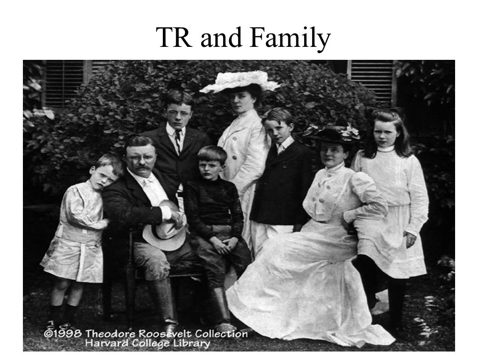 TR and Family