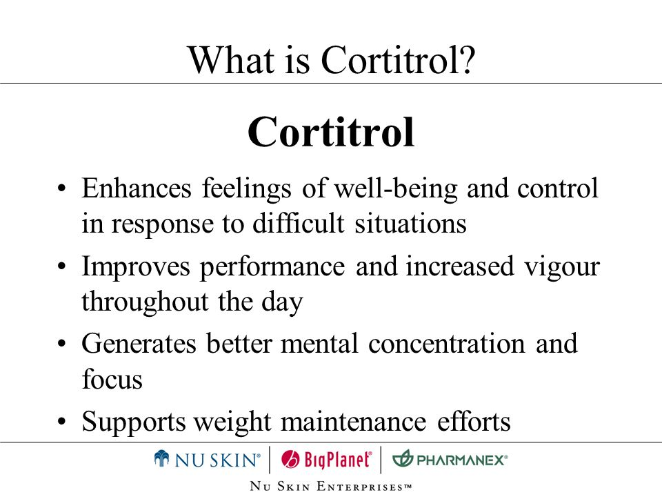 Cortitrol What is Cortitrol