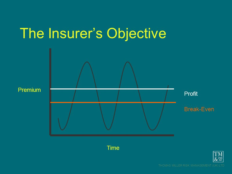 The Insurer's Objective