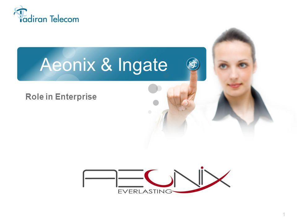 Aeonix & Ingate Role in Enterprise