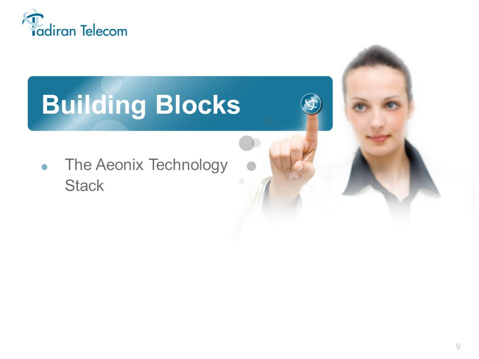 The Aeonix Technology Stack