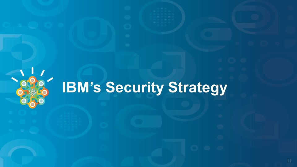IBM's Security Strategy