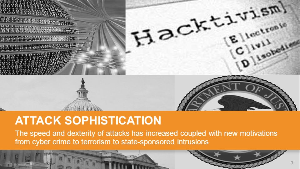 ATTACK SOPHISTICATION
