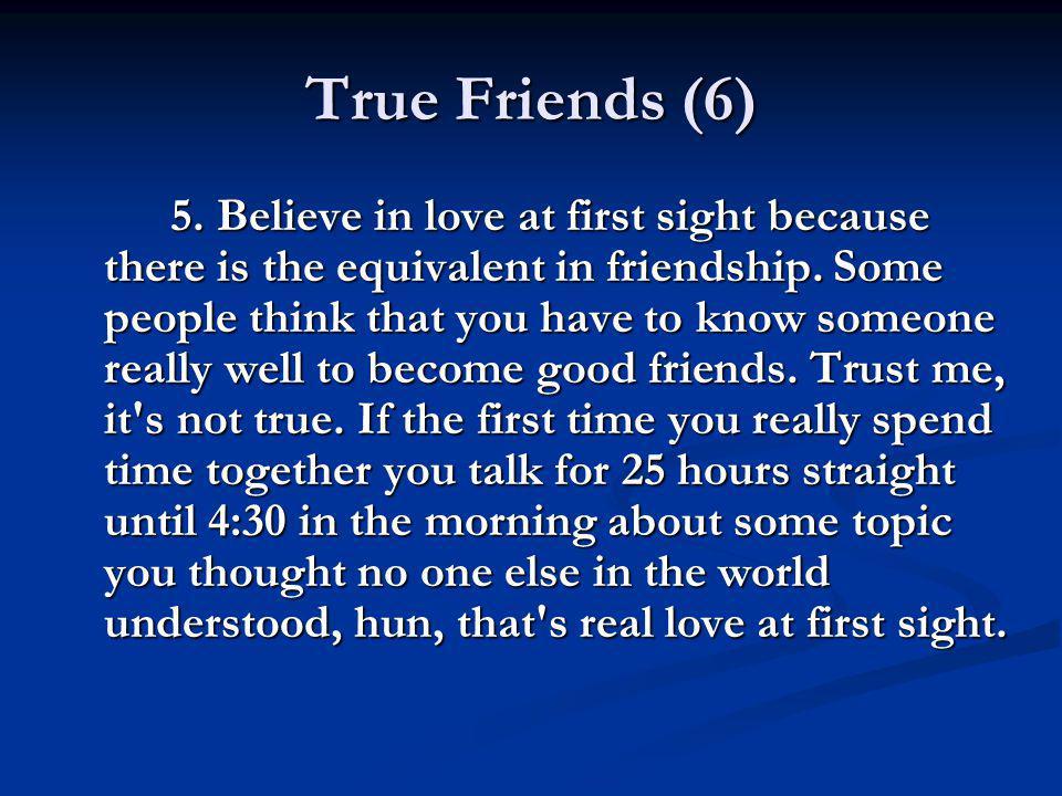 True Friends (6)