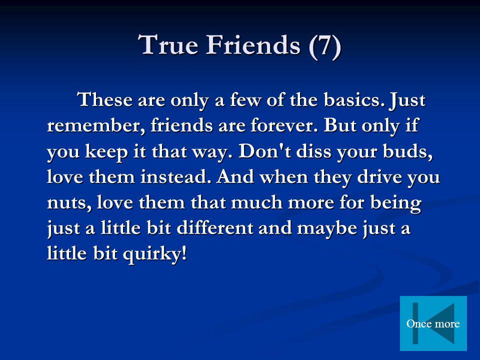 True Friends (7)