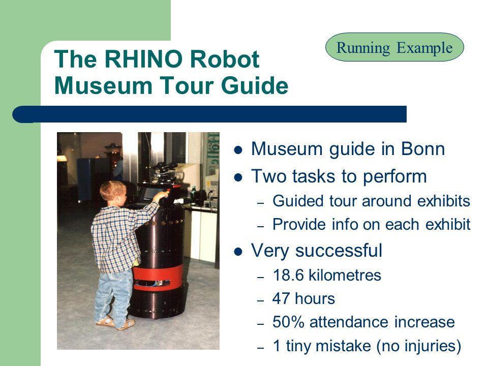 The RHINO Robot Museum Tour Guide