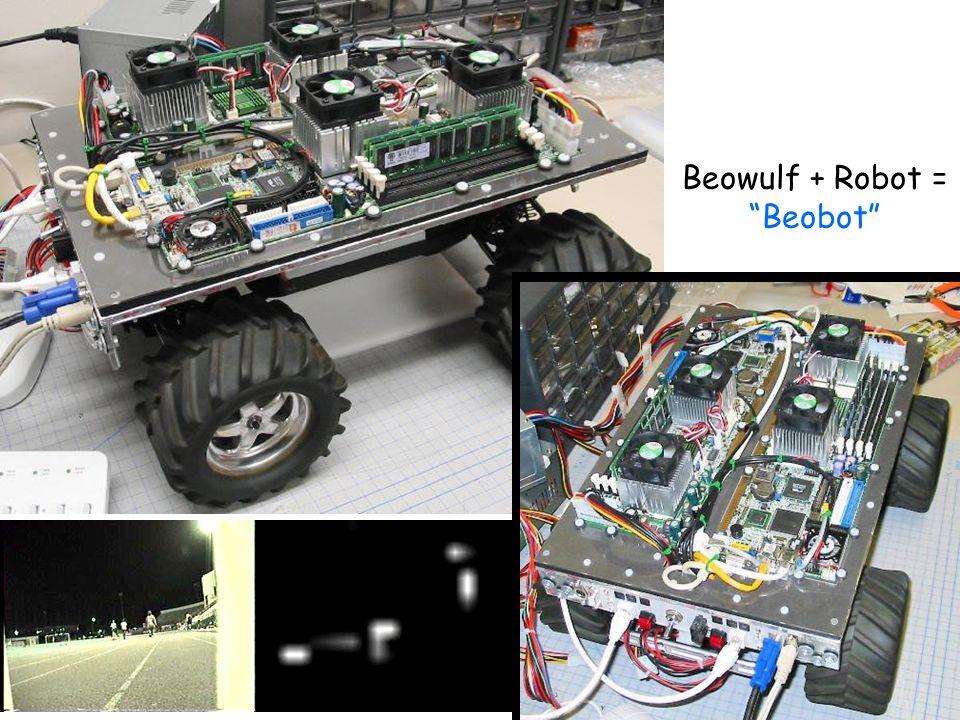 Beowulf + Robot = Beobot