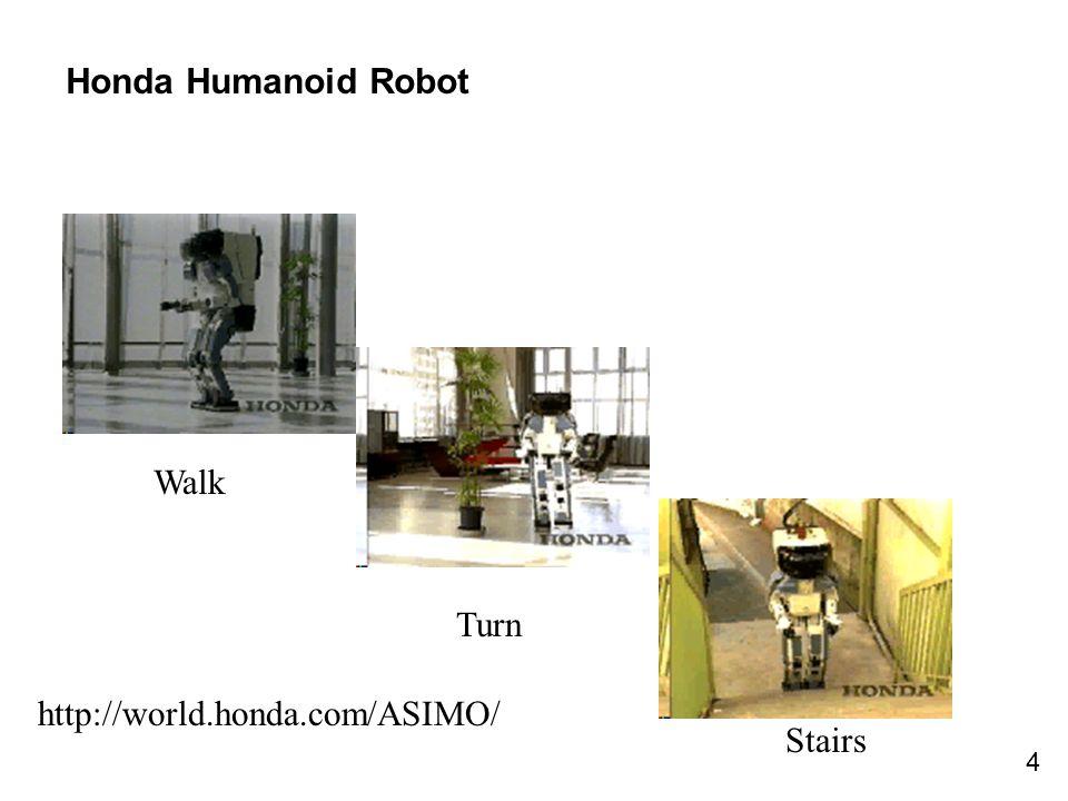 Honda Humanoid Robot Walk Turn http://world.honda.com/ASIMO/ Stairs