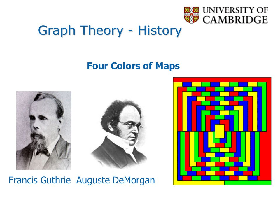 Graph Theory - History Four Colors of Maps
