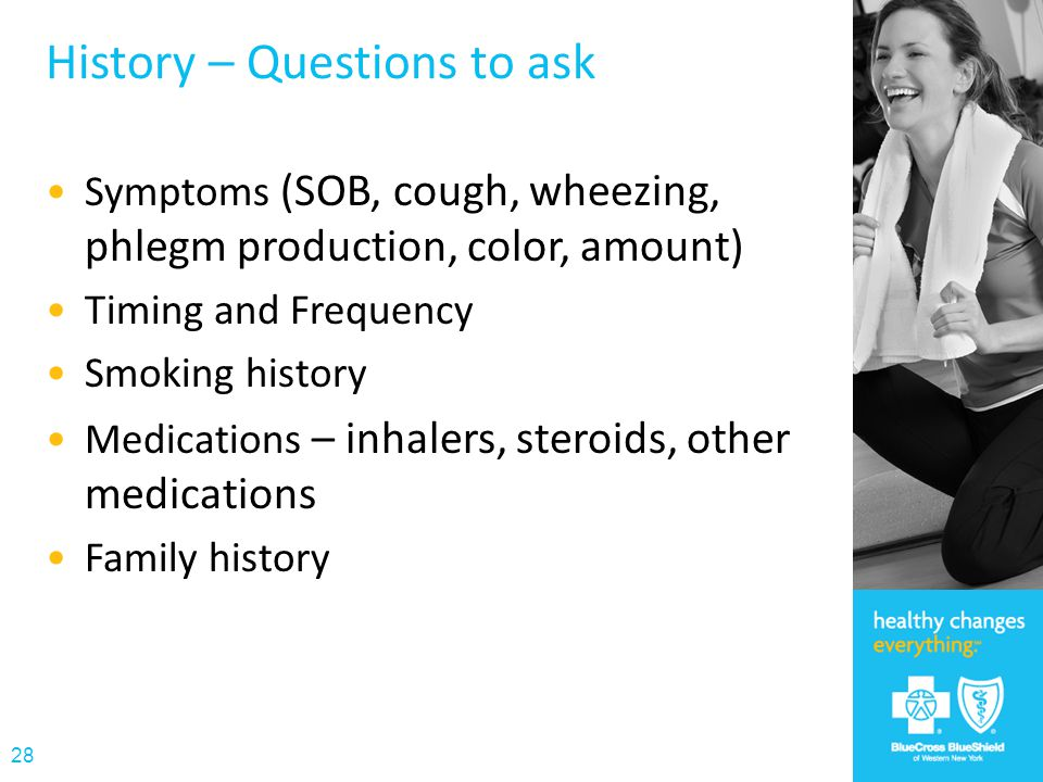 History – Questions to ask