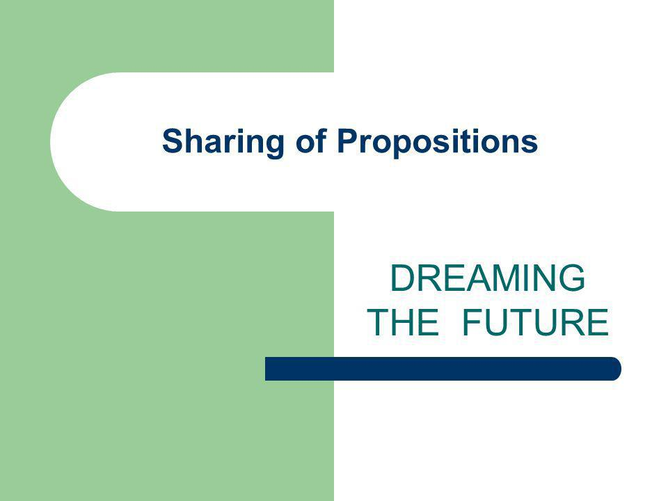 Sharing of Propositions