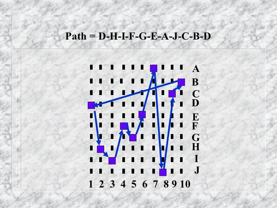 Path = D-H-I-F-G-E-A-J-C-B-D