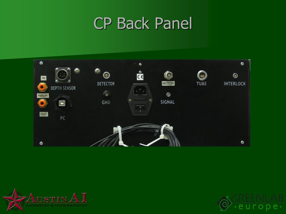 CP Back Panel