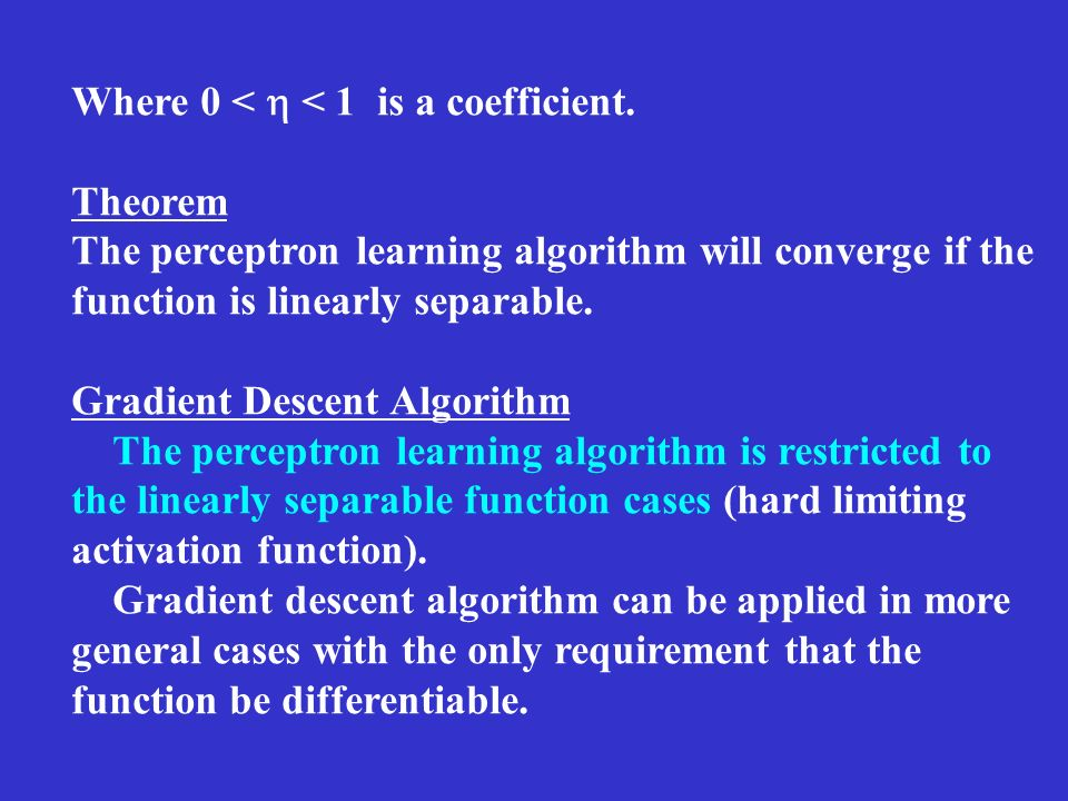 Where 0 <  < 1 is a coefficient.