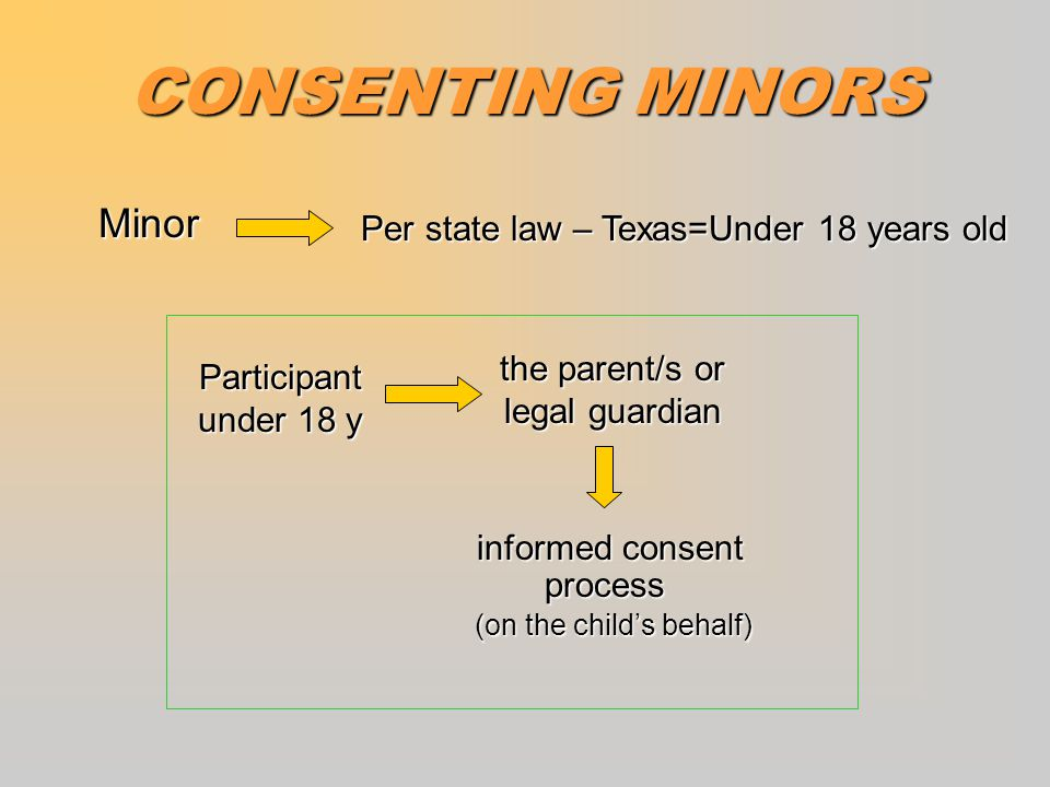 If you are a minor dating an 18 year old what are your rights and limits