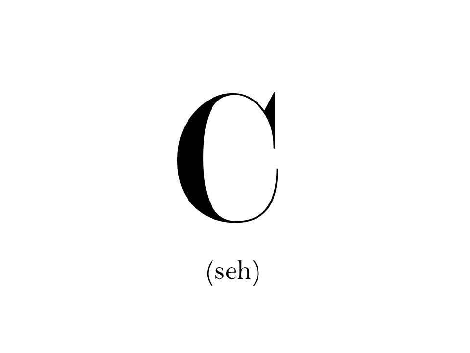 C (seh)