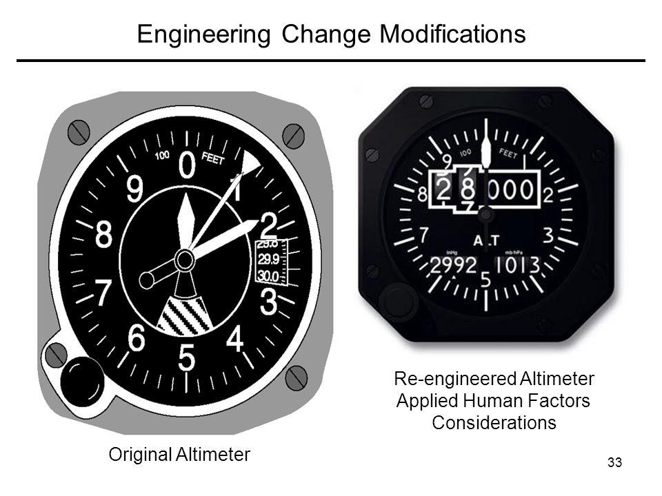 Engineering Change Modifications