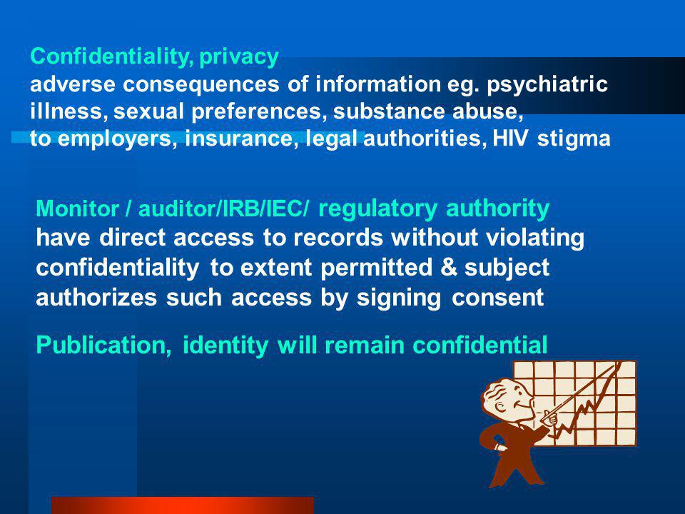 have direct access to records without violating