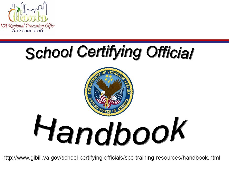 School Certifying Official