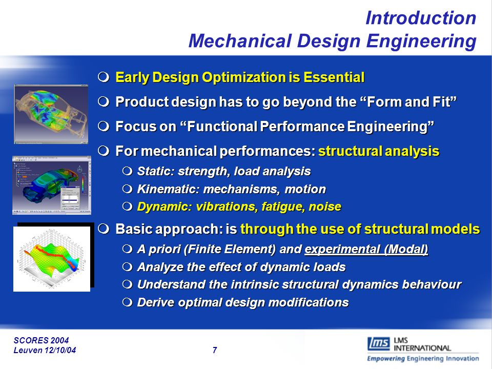 Introduction Mechanical Design Engineering
