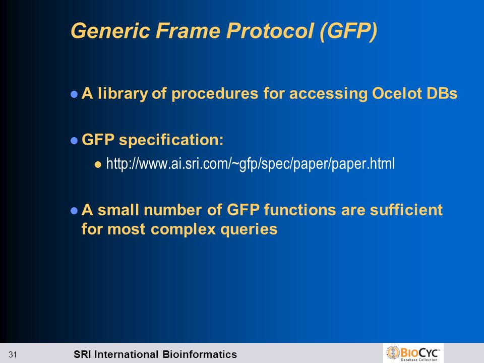 Generic Frame Protocol (GFP)