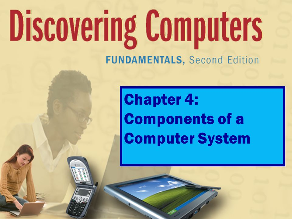 Chapter 4: Components of a Computer System