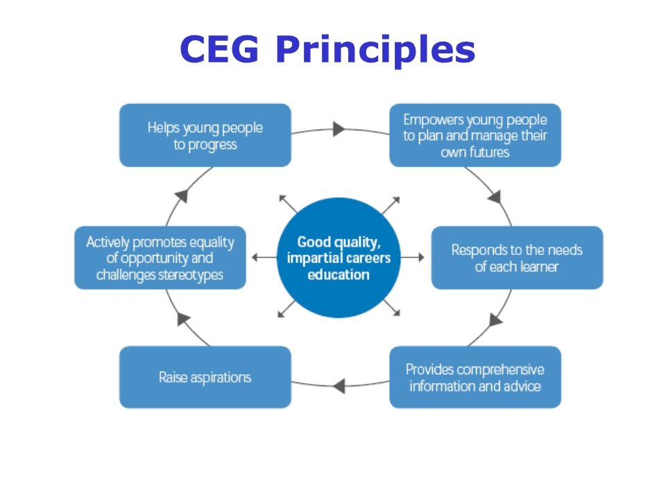 CEG Principles From Module 2 – Concepts of Guidance