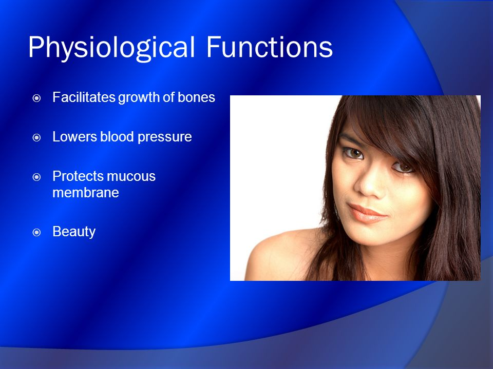 Physiological Functions