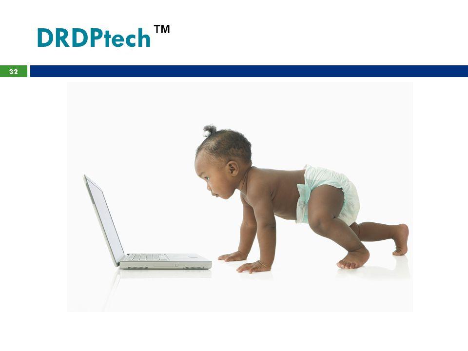 DRDPtech TM
