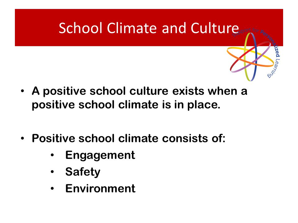 School Climate and Culture