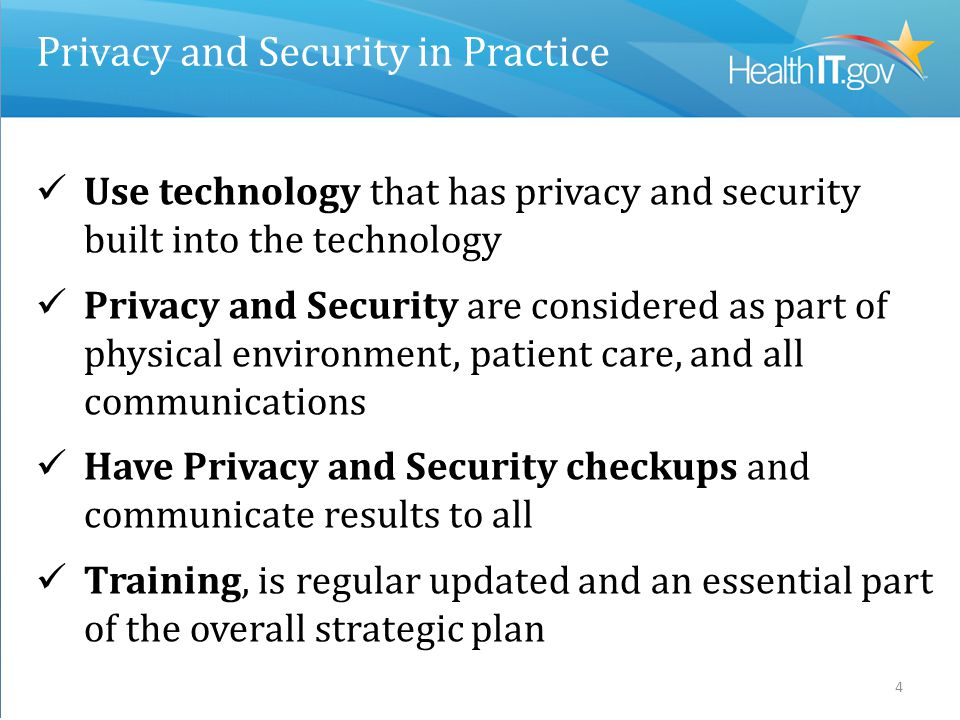 Key Federal Health Information Privacy Laws