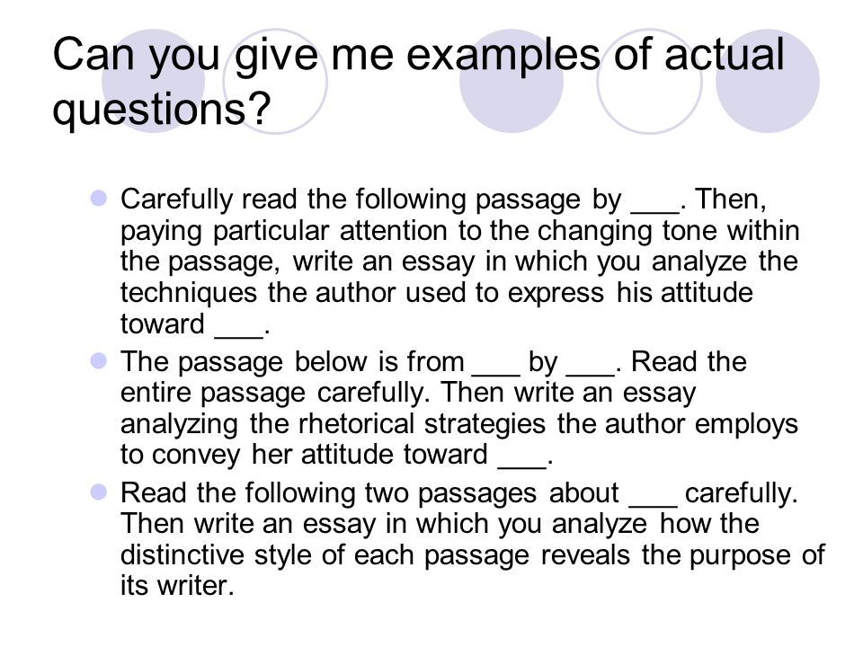 prose passage essay questions Unseen prose commentary this passage is from the book 'john the question technique is also sign up to view the whole essay and download the pdf for.