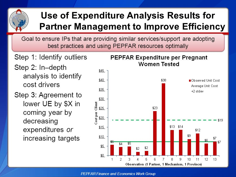 PEPFAR Finance and Economics Work Group
