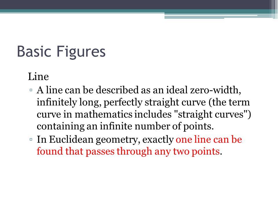 Basic Figures Line.