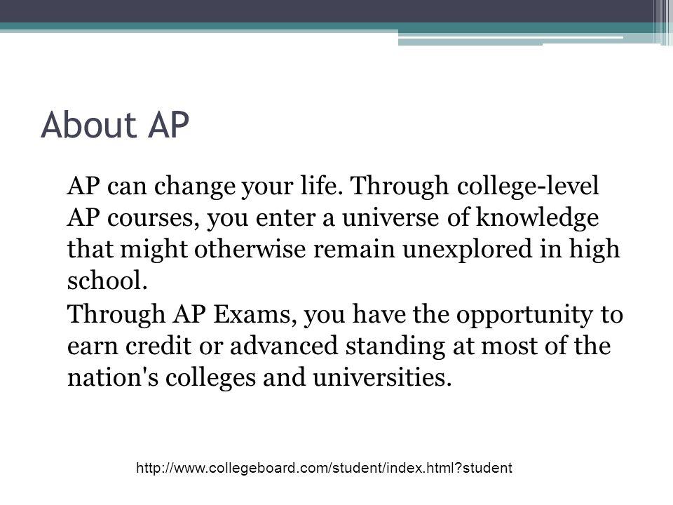 About AP