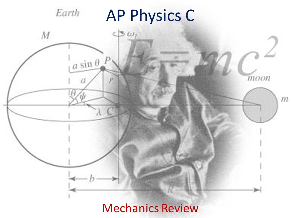 AP Physics C Mechanics Review