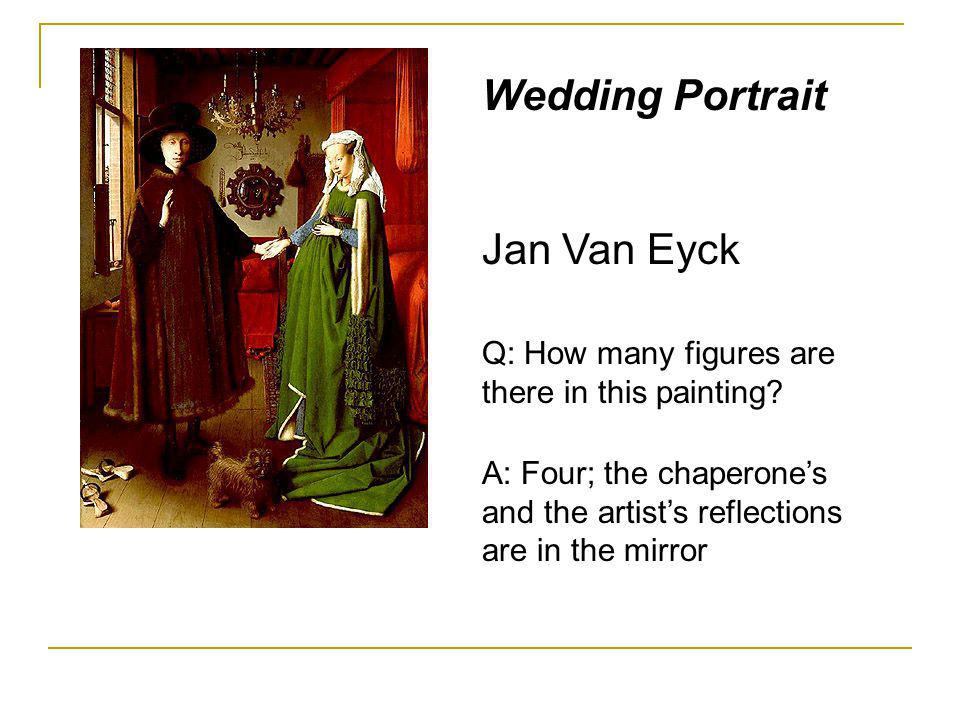 Wedding Portrait Jan Van Eyck