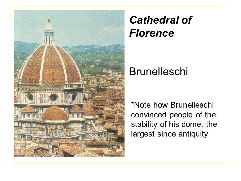Cathedral of Florence Brunelleschi