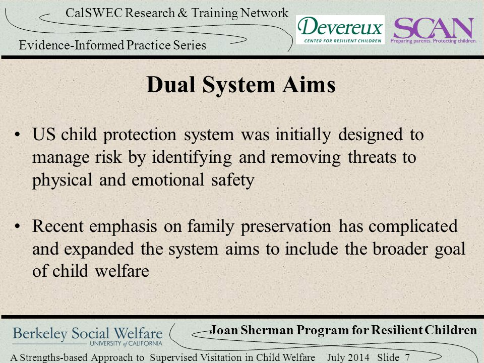 Dual System Aims