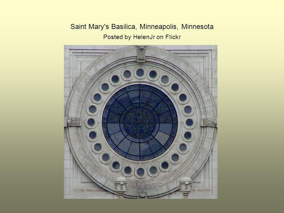 Saint Mary s Basilica, Minneapolis, Minnesota Posted by HelenJr on Flickr
