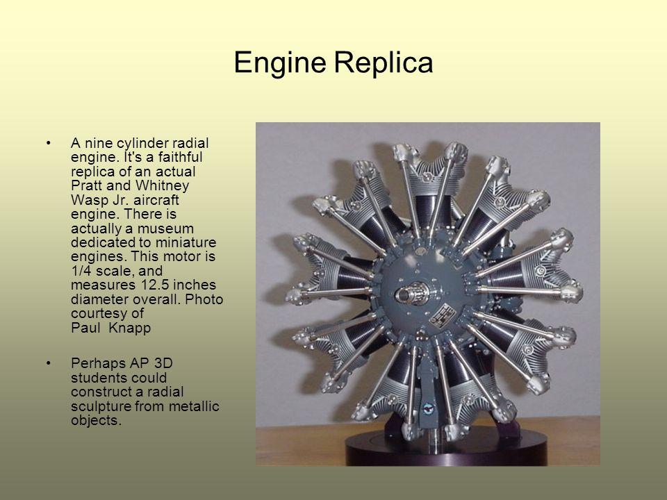 Engine Replica