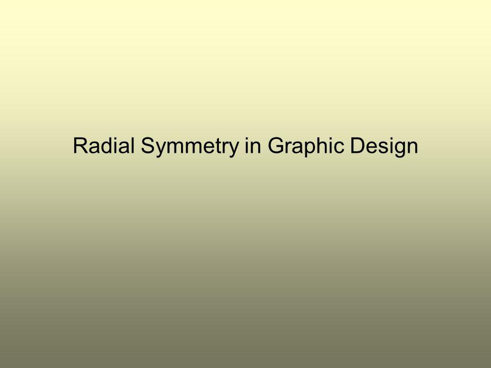 Radial Symmetry in Graphic Design