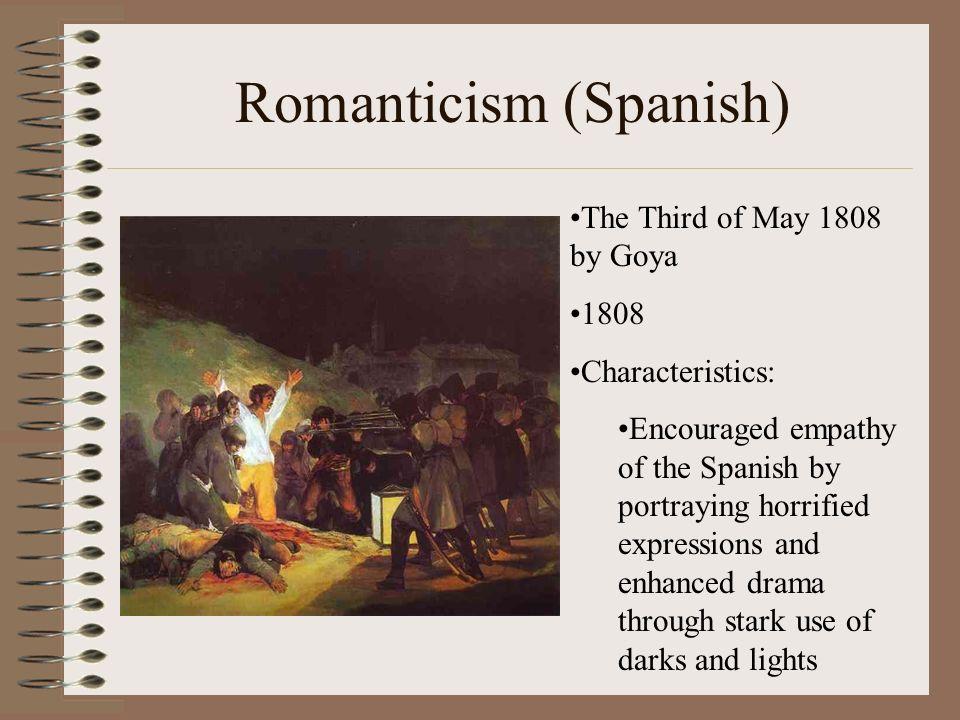 Romanticism (Spanish)