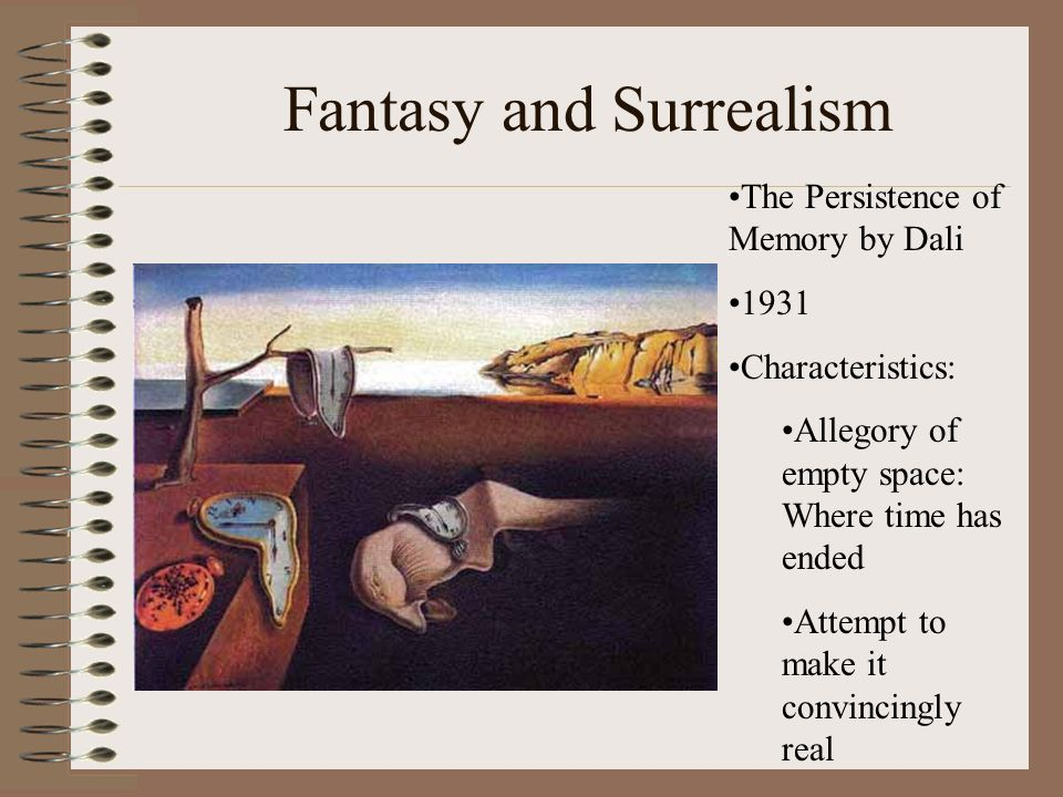 Fantasy and Surrealism