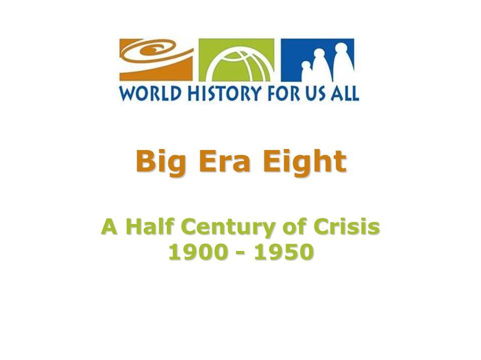 A Half Century of Crisis