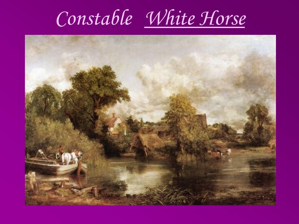 Constable White Horse